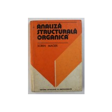ANALIZA STRUCTURALA ORGANICA de SORIN MAGER , 1979
