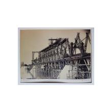 Anatole Magrin(1858 - 1928) - Constructia podului de la Cernavoda