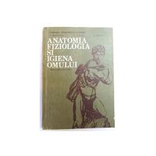 ANATOMIA , FIZIOLOGIA SI IGIENA OMULUI , MANUAL PENTRU CLASA A VIII - A de E. MANDRUSCA ...M. BARNEA , 1991