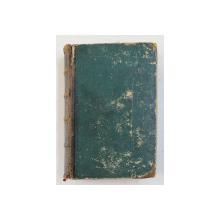 ANATOMIE DESCRIPTIVE ET DISSECTION par J. - A. FORT , TOME TROISIEME , 1875 , PREZINTA URME DE UZURA *