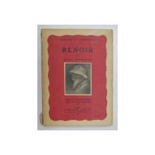 ANCIENS ET MODERNES , RENOIR par CLAUDE ROGER - MARX , 1937