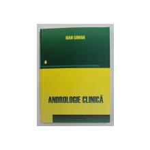 ANDROLOGIE CLINICA de IOAN COMAN , 2004