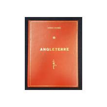 ANGLETERRE par ANDRE SUARES , 1916 , EXEMPLAR NUMEROTAT 495 DIN 1000 *
