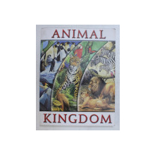ANIMAL KINGDOM by STEVE PARKER and MARTIN WALTERS , 2000