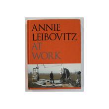 ANNIE LEIBOVITZ AT WORK , editor SHARON DELANO , 2018