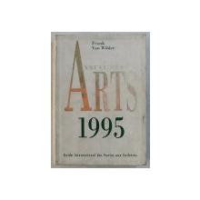 ANNUEL DES ARTS , GUIDE INTERNATIONAL DES VENTES AUX ENCHERES par FRANK VAN WILDER , 1995
