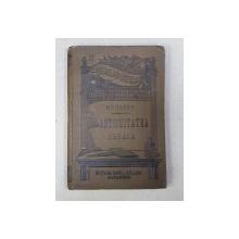 ANTICHITATEA GREACA de MAHAFFY , EDITIE DE SFARSIT DE SECOL XIX
