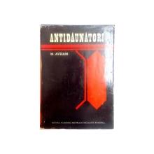 ANTIDAUNATORI de MARGARETA AVRAM , 1974