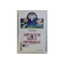 ANTOLOGIE DE LIRICA UNIVERSALA de N. PORSENNA , 2002