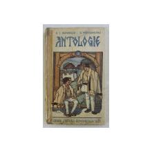 ANTOLOGIE PENTRU CLASA A III A TEORETICA , ed. 1 de C.I. BONDESCU SI D. MARACINEANU