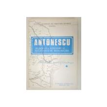 ANTONESCU,MARESALUL ROMANIEI SI RASBOAIELE DE REINTREGIRE  1991