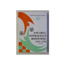 ANUARUL FOTBALULUI ROMANESC , VOLUMUL 7 - 1990 - 1996 de RAUL ALEXANDRESCU...MARIN TUDOR, 1997