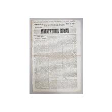 ANUNTATORUL ROMAN, ANUL VII, 6 FEBRUARIE 1860