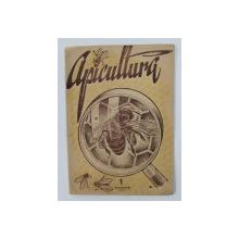 APICULTURA - REVISTA DE INDRUMARE APICOLA A MINISTERULUI AGRICULUI SI SILVICULTURII , 1 DECEMBRIE 1954