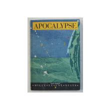 APOCALYPSE , TEXTE INTEGRAL , traduit de l ' hebreu par LOUIS - ISAAC LEMAITRE DE SACY , 1997