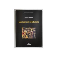 APOLOGIE SI RANDUIALA de SFANTUL IERONIM , 2008