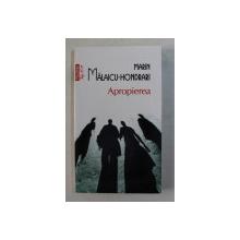 APROPIEREA DE MARIN MALAICU - HONDRARI , EDITIA A II A , 2014