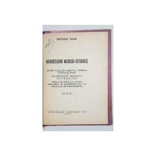 ARABESCURI MEDICO-ISTORICE de DOCTORUL VOIAN - BUCURESTI, 1935