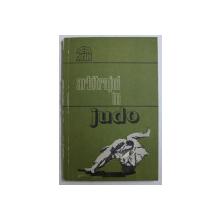 ARBITRAJUL IN JUDO de MIHAI PLATON , 1979 , DEDICATIE *