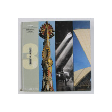 ARCHITECTURE 3 , CITY ICONS by ANTONI GAUDI ... JORN UTZON , 1999