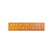 ARCHITECTURE INSPIRATIONS , editor CRISTINA PAREDES BENITEZ , EDITIE IN ENGLEZA  - FRANCEZA - GERMANA  - IATLIANA  -SPANIOLA ,  2006
