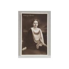 ARHIDUCESA GABRIELE , FOTOGRAFIE IN STUDIO , CARTE POSTALA ILUSTRATA , MONOCROMA, NECIRCULATA , DATATA  1913