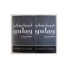 ARHIPELAGUL GULAG , VOLUMELE I - II de ALEXANDR SOLJENITIN , 2008