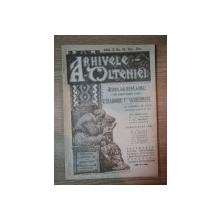 ARHIVELE OLTENIEI, ANUL II, NR. 10 NOV. DEC 1923