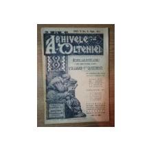 ARHIVELE OLTENIEI, ANUL II, NR. 9 SEPT.-OCT. 1923