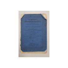 ARITHMETICA THEORETICO-PRACTICA CU RATIONAMENTE APROPIATE DE INTELIGENTA COPIILOR de G. EUSTATIU - BUCURESTI, 1868