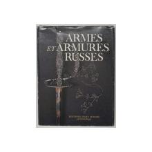 ARMES ET ARMURES RUSSES