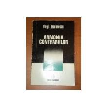 ARMONIA CONTRARIILOR - VIRGIL TEODORESCU  1977