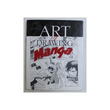 ART OF DRAWING MANGA by SERGI CAMARA , DRAWINGS by VANESSA DURAN , 2007