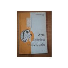 ARTA APARARII INDIVIDUALE- FLORIAN FRAZZEI, 1969
