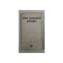 ARTA INSUSIRII STIINTEI , 1968
