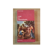 ARTA SI SEMNIFICATIE de ERWIN PANOFSKY , 1980