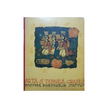 ARTA SI TEHNICA GRAFICA  1939