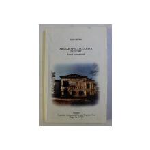 ARTELE SPECTACOLULUI IN GORJ - JURNAL SENTIMENTAL de ION CEPOI , 2002