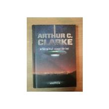 ARTHUR C. CLARKE, SFARSITUL COPILARIE