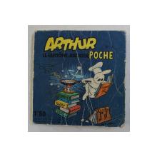 ARTHUR POCHE , LE FANTOME JUSTICIER , NR. 4