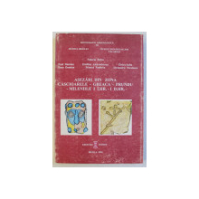 ASEZARI DIN ZONA CASCIOARELE - GREACA  - PRUNDU  - MILENIILE I I.HR. - I . D.HR. de VALERIU SIRBU ...ALEXANDRU NICULESCU , 1996