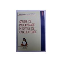 ATELIER DE PROGRAMARE IN RETELELE DE CALCULATOARE de SABIN BURAGA si GABRIEL CIOBANU , 2001