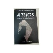 ATHOS CALATOR LA SFANTUL MUNTE,BUCURESTI 2005-HORIA ALEXANDRESCU