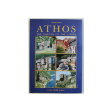 ATHOS  - THE GARDEN OF THE VIRGIN by GERHARD TRUMLER , 1999
