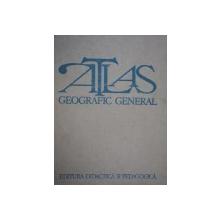 ATLAS GEOGRAFIC GENERAL  1980