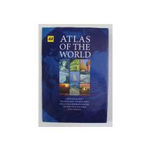 ATLAS OF THE WORLD ,  2008