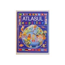 ATLASUL COPIILOR , SUPERVIZAT STIINTIFIC de MIHAI IELENICZ , 2012