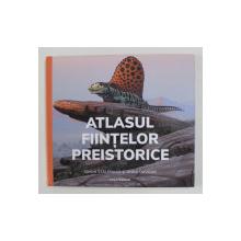 ATLASUL FIINTELOR PREISTORICE de SIMON STALENHAG  si ANNA DAVOUR , 2020