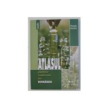 ATLASUL PLANTELOR MEDICINALE DIN ROMANIA de GHEORGHE MOHAN , 2001