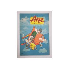 ATZE  - HEFT 10  , REVISTA GERMANA PENTRU COPII , 1962